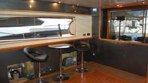Boote Interieur